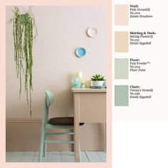 Another one of Farrow & Ball's top color stories for 2015. Notice the emphasis on neutrals for the year ahead...which vignette is your favorite?