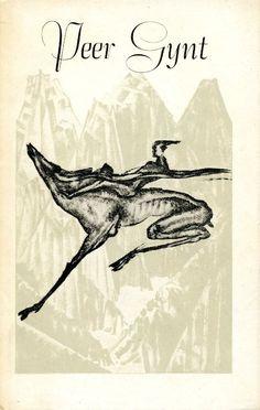 Ibsen - Peer Gynt, in de vertaling van C.S. Adama van Scheltema (1922)
