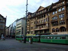Marktplatz Basel, #Switzerland #beautifulplaces