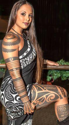 Polynesian Babe 29