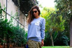 Fashion bakchic sweater