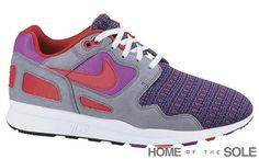 Nike Air Flow Magenta/Action Red