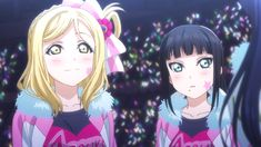 Love Is Everything, Love Is All, Love Her, Dia Kurosawa, Mari Ohara, Fabric Tote Bags, Live Picture, Live Girls, Love Live