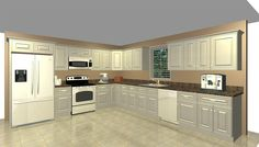 a kitchen cabinet raised panel white kitchen cabinets image 10400