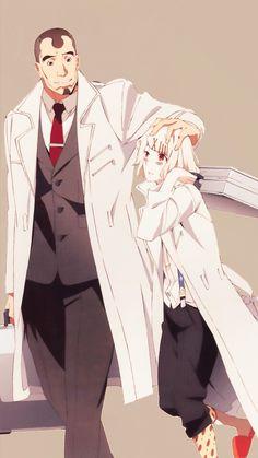 Shinohara and Juuzou