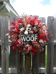 Your place to buy and sell all things handmade Christmas Mesh Wreaths, Deco Mesh Wreaths, Holiday Wreaths, Christmas Decorations, Burlap Wreaths, Wreath Crafts, Diy Wreath, Wreath Ideas, Wreath Making