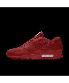 quality design db8aa 1f939 Nike Air Max 90 Mens Em Id Team Red Shoes Outlet Air Max 90 Premium,