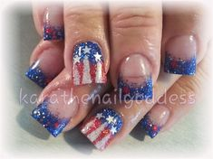fourth by thenailgoddess - Nail Art Gallery nailartgallery.nailsmag.com by Nails Magazine www.nailsmag.com #nailart