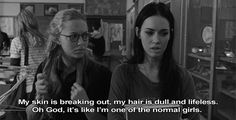 Jennifer's Body. Love this movie lol could quote it all day