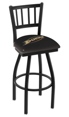 Use this Exclusive coupon code: PINFIVE to receive an additional 5% off the Anaheim Ducks Bar Stool w/Back at SportsFansPlus.com