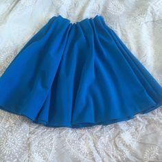 H&M mini skirt ❤️Super cute mini skirt, perfect for summer. Never worn. Size 2.❤️ H&M Skirts Mini