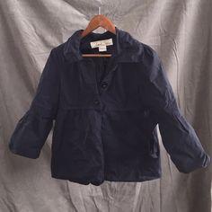 Light Jacket Navy blue light jacket. Jackets & Coats