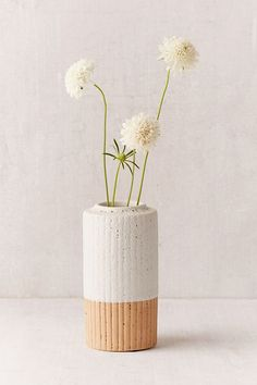 Shop Hilde Tower Vase at Urban Outfitters today. We carry all the latest styles, colors and brands for you to choose from right here. Room Accessories, Decorative Accessories, Jackson Life, Guest Bedroom Office, Clay Vase, Vintage Rugs, Cleaning Wipes, Bloom, Creative