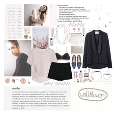 """An epic story that continues invisibly around you, in which you might appear only once, as an extra sipping coffee in the background"" by lovecocotutu ❤ liked on Polyvore featuring Timorous Beasties, 3.1 Phillip Lim, Zara, Jil Sander, VPL, Karl Lagerfeld, Davines, Dolce&Gabbana, Tom Scott and Acne Studios"