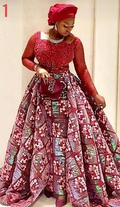 Check Out This 2019 Maxi Ankara Dresses For Plus Size at Diyanu Check Out This 2019 Maxi Ankara Dresses For Plus Size at Diyanu Source by acelinehuff Latest African Fashion Dresses, African Dresses For Women, African Print Fashion, African Attire, Ankara Fashion, African Prints, Africa Fashion, African Fabric, African Women