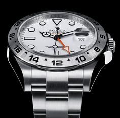 Rolex Explorer II - Orange-Hand
