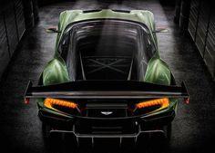 Aston Martin Vulcan Gets Official