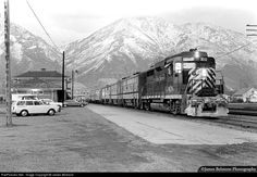 RailPictures.Net Photo: DRGW 3010 Denver & Rio Grande Western Railroad EMD GP30 at Provo, Utah by James Belmont