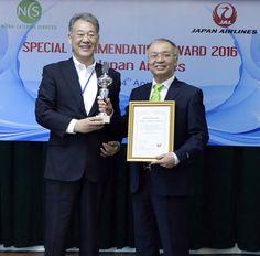 Công ty suất ăn hàng không Việt Nam đoạt giải xuất sắc nhất năm 2016