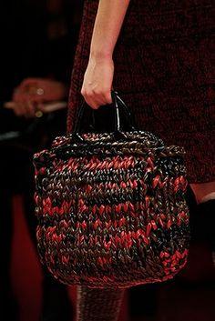 Knitted Bag by Prada