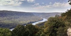 The Tennessee River Gorge In Tennessee Is A Big Secluded Treasure