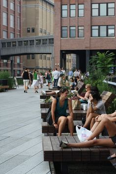 Excellent #public #space - in an #urban environment