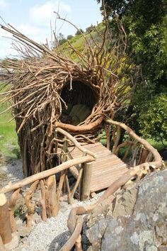 Los increíbles nidos a gran escala de Jayson Fann: inspirados por las aves, construidos para los humanos | Plataforma Arquitectura
