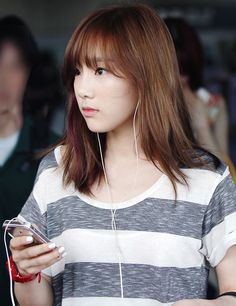Kim Tae-Yeon / Kim Taeyeon