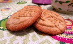 I biscotti frollini senza glutine, latte, uova, lievito e graminacee permettono…
