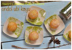 Indonesian Medan Food: Ondol-Ondol Ubi Kayu Lembut (Best Sweet Cassava Ba...