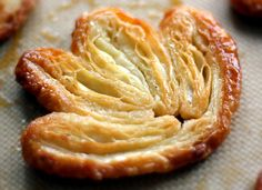 Palmiers - it never dawned on me that these were SUPER EASY to make!!