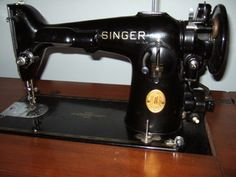 Machine vintage review sewing