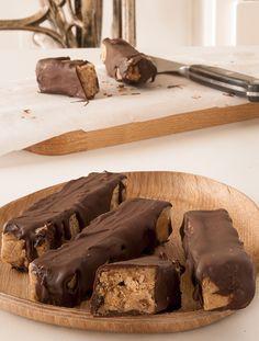 » Barres chocolatées dattes, coco et cacahuète + Dédicace à Paris samedi | Clea cuisine