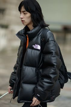 Check out the Best Puffer Jackets Worn at Paris Fashion Week FW18