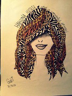 1 menina e 365 cabelos - Índice Feminino