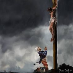 Our country better get on their collective knees and pray for forgiveness and make a change of course in the direction it's heading ori we are into darkness...Don't we or Won't we EVER LEARN FROM HISTORY ? When a nation turns it's heart from our Heavenly Father, then HE will allow our enemies dominion over us. Happens EVERY TIME ! AMEN! PinterestBob
