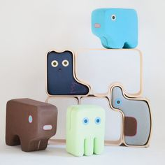 Multifunctional Animal-Shaped Furniture To Play With - http://gethomedesign.tech/multifunctional-animal-shaped-furniture-to-play-with/