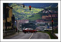 Entrada a Bilbao por Elorrieta (Bilbao)