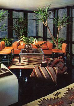 """bilbao-song: """"""""Apartment Planning - Better Homes and Gardens Decorating Book, 1975"""" """""""