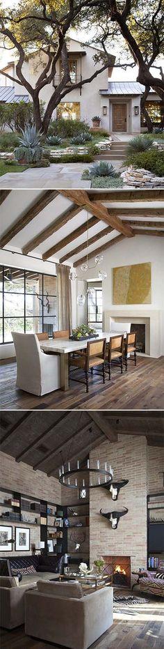 Beautiful Mediterranean style residence by Ryan Street & Associates.
