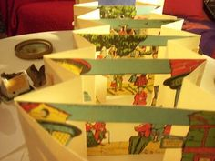 Old Toy Theatre Pop Up Book | eBay