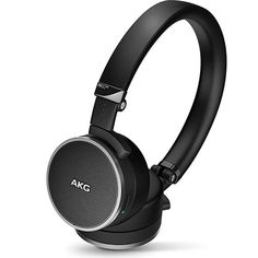 The AKG N60 is a pair of first class noise-cancelling on-ear headphones that is lightweight and fine-tuned for travelling. Read the full AKG N60 review. #akgn60 #akg #headphones #earphones