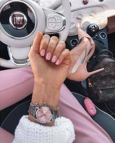 Pink Lady, Barbie Et Ken, Estilo Blogger, Luxury Lifestyle Fashion, Rich Lifestyle, Robin Thicke, Wedding Nails For Bride, Cute Cars, Rich Girl
