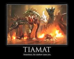 Getting ready to run The Rise of Tiamat for our D&D group. smile emoticon