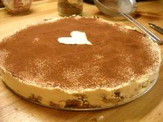 Τιραμισού Healthy Sweets, Greek Recipes, Tiramisu, Vegan, Ethnic Recipes, Food, Passion, Magic, Cakes