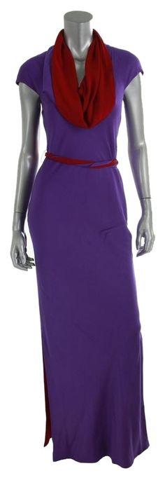 Catherine Malandrino Purple Dress. Free shipping and guaranteed authenticity on Catherine Malandrino Purple Dress at Tradesy. CATHERINE MALANDRINO 1912 NEW Womens Purple Silk D...