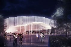 Gallery of Höweler + Yoon Architecture Unveils Circus Conservatory Design - 1