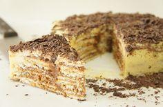 Receita de Bolo de Bolacha de Chocolate - http://www.receitasja.com/receita-de-bolo-de-bolacha-de-chocolate/