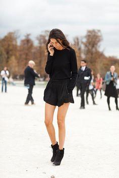 la modella mafia fashion editor street style - Vogue Paris Géraldine Saglio 4