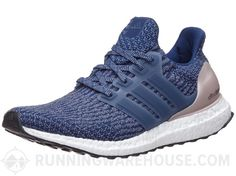 official photos 2177d a4e4b adidas Ultra Boost Womens Shoes Mystery BlueBlueGrey
